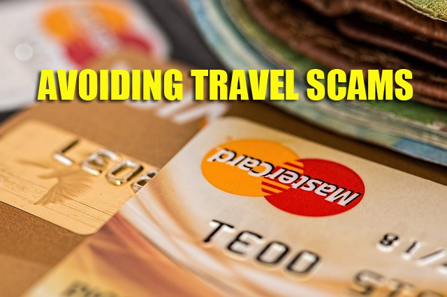 Avoiding Travel Scams