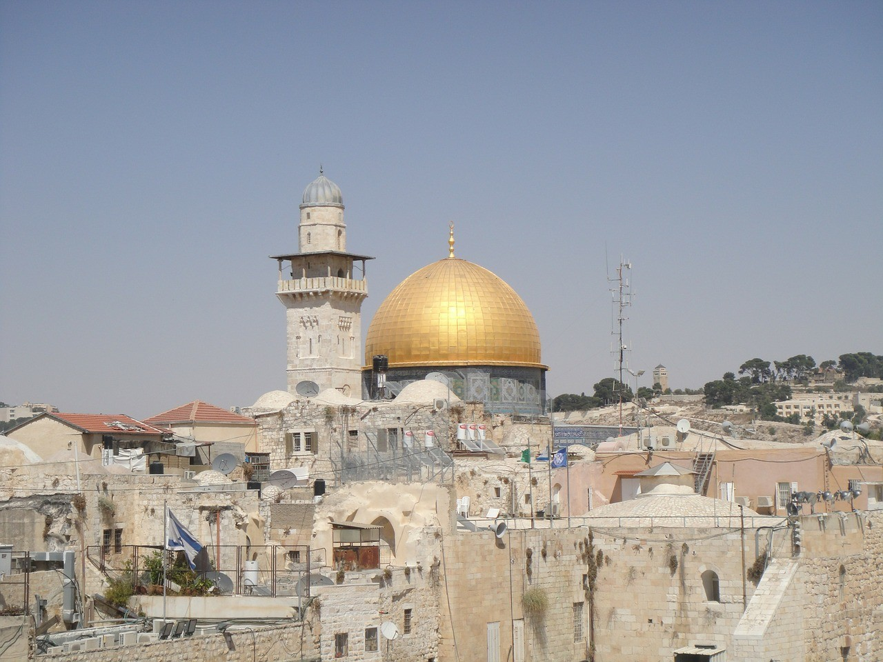 Why Not Holy Land????
