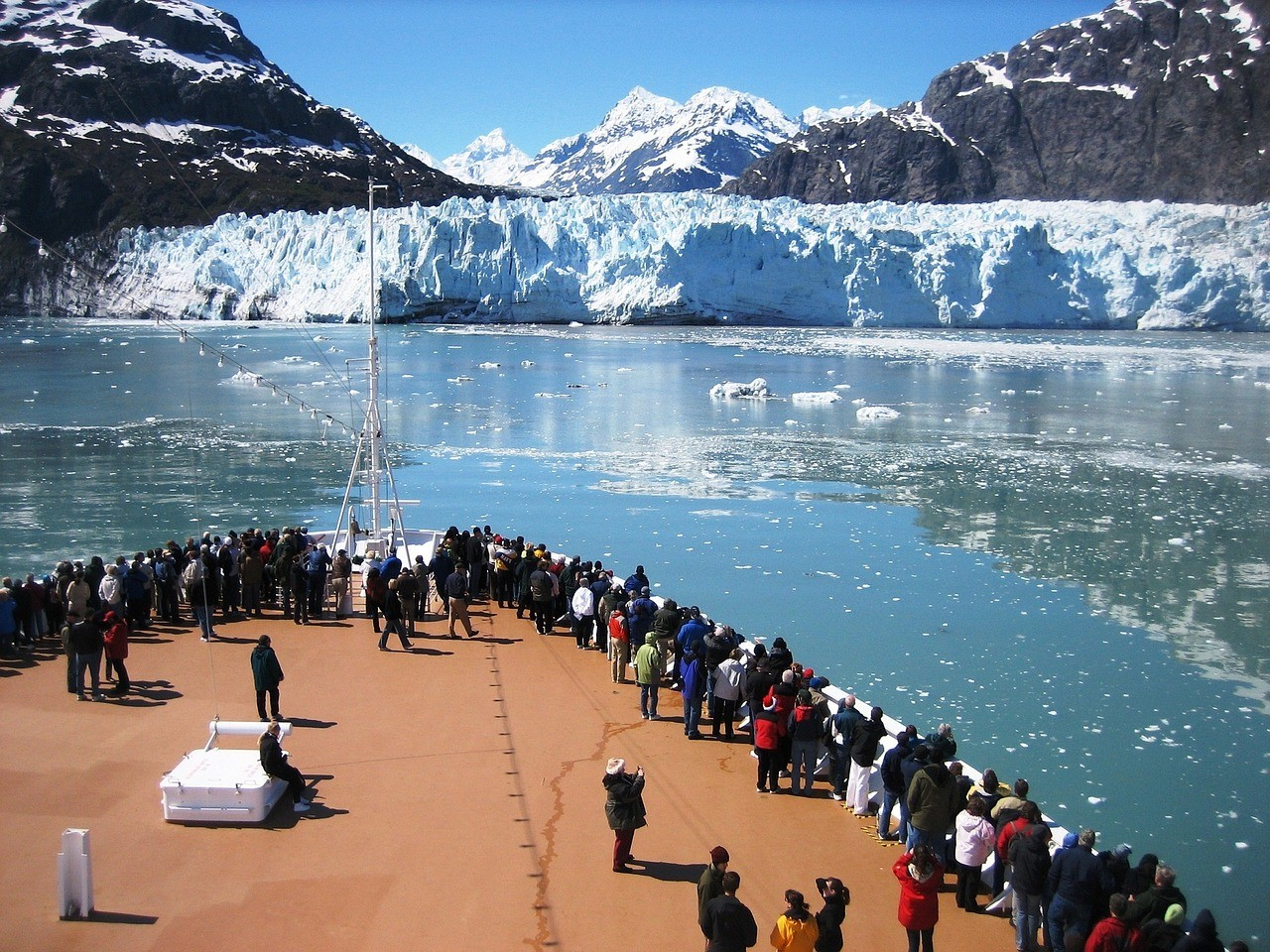 Best Domestic Vacation is Alaska Cruises