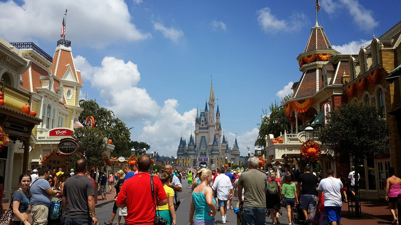Disney World Keeps Getting Busier