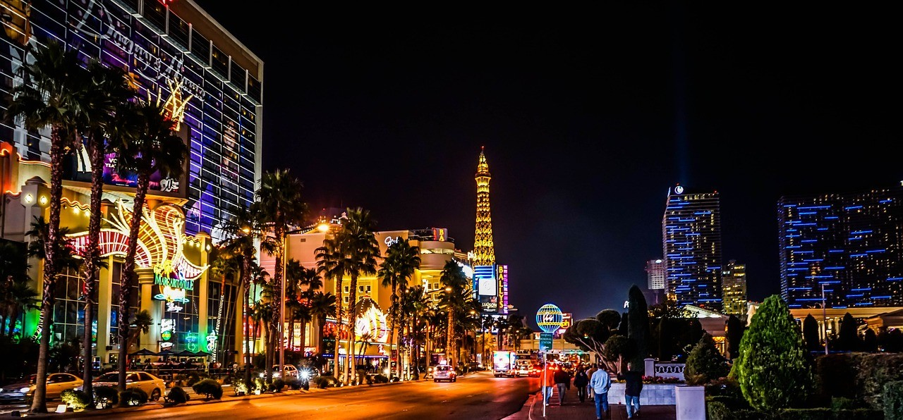 Las Vegas is Disneyland For Adults - The Travel Factory