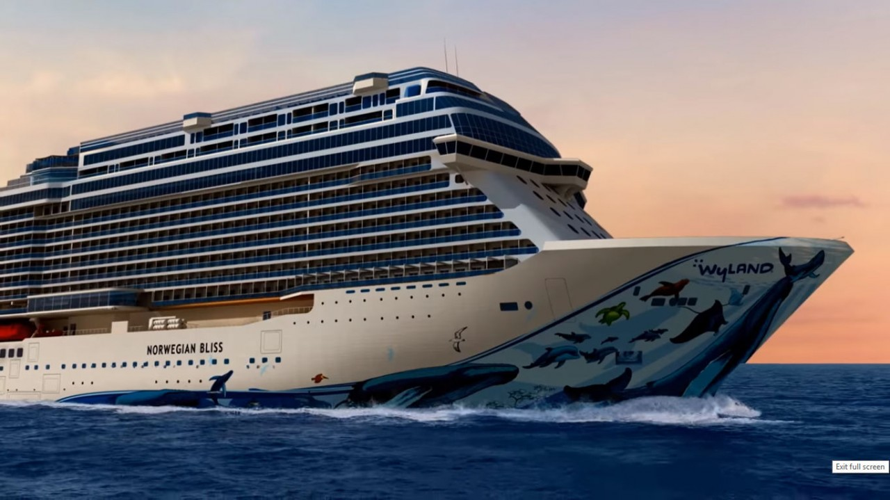 Norwegian Cruise Line's Bliss