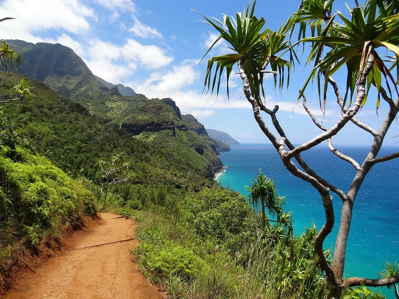 Visit Hawaii - Napali Coast - The Travel Factory