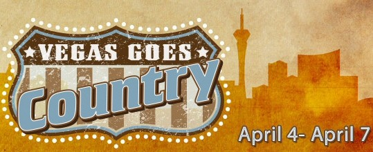Vegas Is Going Country This Weekend!!!