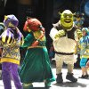character parade - eastern carribean cruise - the travel factory